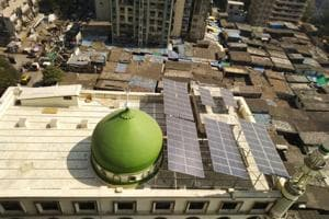 Malad mosque sees 45- drop in power bill after going solar