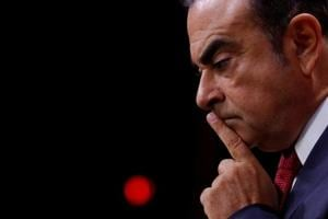 Former Nissan chairman Carlos Ghosn on Monday asked for his release on bail from a two-month detention in Japan, promising he will report to prosecutors daily and wear an electronic monitoring ankle bracelet.