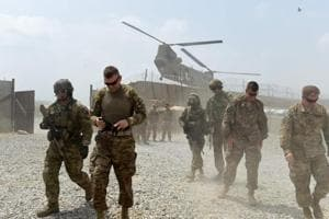 Any US decision to drastically reduce troop levels in Afghanistan could draw countries in the region, including India.