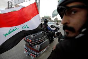 Photos: No politics please for Baghdad bikers aiming to unite Iraq