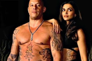 Deepika Padukone and Vin Diesel in a still from xXx: Return of Xander Cage.