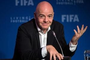FIFA's boss wants to remake the game- Europe wants no part of it