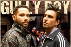 Ranveer Singh and Siddhant Chaturvedi play Mumbai rappers in Gully Boy.
