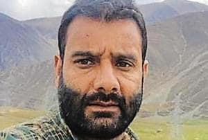 """""""We asked youths not to pelt stones as we needed to cross the road. The youth stopped the stone pelting and gave way to us,"""" said Waseem Andrabi, adding that it was while crossing the road when they were shot at by security forces."""
