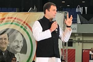 Rahul Gandhi will pay a floral tribute at martyrs' memorial near Nahar Kothi in Amethi, attend a meeting of gram pradhans (village heads) in Tiloi and visit Paraiya Namaksar village on Wednesday.