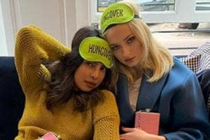 Priyanka Chopra and Sophie Turner are bonding as sister-in-law.