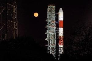 The PSLV with two strap-on configuration has been identified for this mission and the configuration is designated as PSLV-DL. PSLV-C44 is the first mission of PSLV-DL and is a new variant of PSLV.