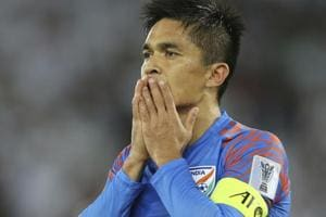 Want to see Sunil Chhetri as mentor, not TV commentator: Luis Garcia
