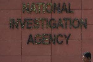 NIA headquarters at CGO Complex in New Delhi