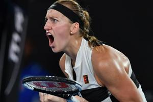 AustralianOpen 2019:Petra Kvitova completes 'long journey' after knife attack