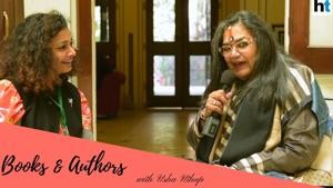 In conversation with music legend Usha Uthup at Jaipur Literature Festival...