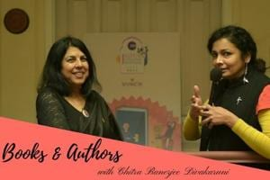 In Conversation with Chitra Banerjee Divakaruni at the Jaipur Literature...