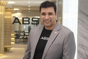 Abhimanyu Sable started working as a fitness trainer at Hotel Sagar Plaza  with a starting salary of ₹800 in 1991.