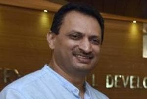 """Union Minister Anant Kumar Hegde has landed in another controversy after saying that """"the hand that touches a Hindu woman must not exist"""" (File Photo)"""