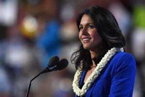 Gabbard said India was one of America's closest allies in Asia and is a country of growing importance in a critical region of the world