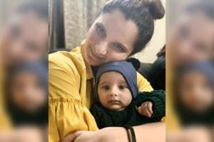 """""""I've known love in its purest form through you... My boy,"""" Sania Mirza wrote on Instagram."""