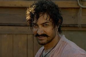 Aamir Khan in a still from Thugs of Hindostan.