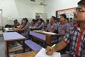 The Supreme Court on Monday took a view that the challenge to compulsory recitation of Sanskrit and Hindi prayers in Kendriya Vidyalaya schools across the country requires a debate before a larger bench, preferably a Constitution bench of five judges.