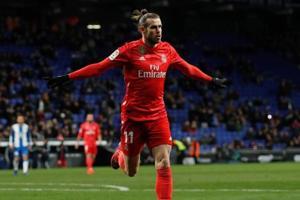 File image of Gareth Bale.