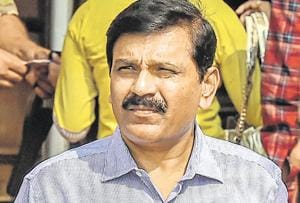 "Rajah Balaji accused CBI interim director M Nageswara Rao (pictured) of ""not being a man of any honour""."