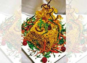 The debate about whether biryani can be vegetarian is never ending
