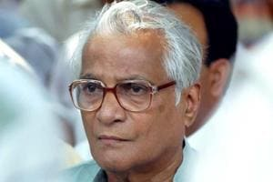 George Fernandes, former defence minister passed away on Tuesday.