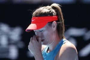 File image of Russian Tennis star Maria Sharapova.