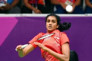 File picture of PV Sindhu