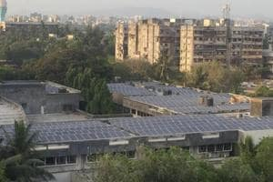 Sunshine moment: SNDT University's 500-KW solar panel to cut power bill by 80-