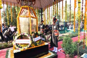 Jangi Paltan (1st Maratha Infantry) celebrates 250 years in Pune