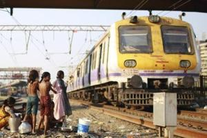 Several projects announced by the NDA government at the Centre aimed at making train commute smoother and expanding the capacity of Mumbai's suburban network are yet to take off.