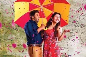 Sayyeshaa and Arya met and fell in love during the making of their Tamil film, Ghajinikanth.