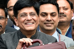Finance minister Piyush Goyal announced income tax exemption limit to Rs 5,00,000 rupees for individuals, while announcing more deductions such as interest on home and education loans.