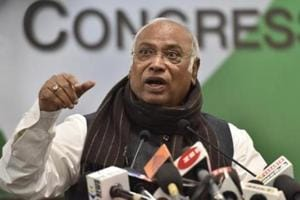 """""""This is all being done for elections. I directly charge them of paying bribe to voters,""""  Mallikarjun Kharge  alleged."""