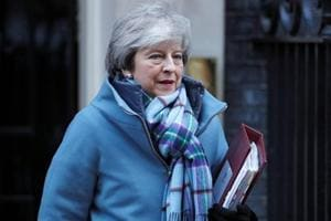 The Theresa May-led UK is due to leave the European Union on March 29.