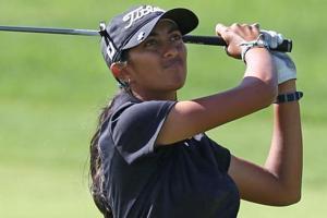 File image of golfer Vani Kapoor