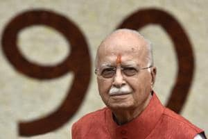 """Piyush Goyal praised """"Uri: The Surgical Strike"""" after senior BJP leader LK Advani nudged him just as he was about to speak on the entertainment industry during the interim Budget presentation."""