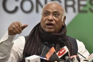 """""""The Budget presented in Parliament is BJP's election manifesto. The money being doled out by the government is for elections. I say directly that they are paying a bribe to voters,"""" alleged Congress leader Kharge."""