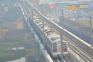 The Delhi Metro Rail Corporation (DMRC) got a ₹414.70 crore grant in the interim budget, which was presented in the parliament on Friday. The grant has been given particularly to build the upcoming Noida and Ghaziabad sections of the metro network.