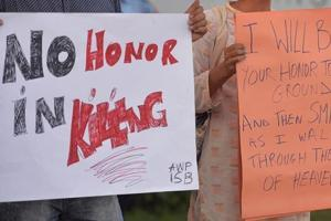Kausalya, an honour killing survivor, was sacked by the Wellington Cantonment Board for her alleged remarks against the country's Constitution.