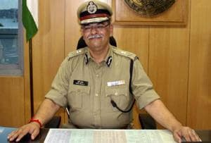 An undated photo of the former DGP of Madhya Pradesh Rishi Kumar Shukla who was on Saturday, Feb 2, 2019, appointed as new CBI Director.