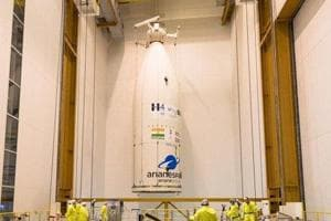 The GSAT31 satellite will be launched on February 6.
