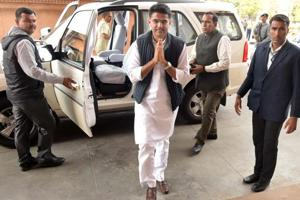 The political situation and strategy for the Lok Sabha polls will also be discussed at a meeting of Rajasthan Congress that has been called by state unit chief Sachin Pilot on Feb 6.