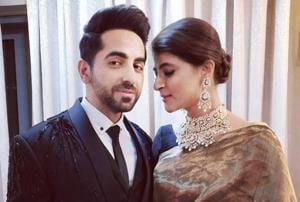 Ayushmann Khurrana's wife Tahira Kashyap wasn't so sure about his decision to become an actor.