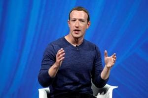 Mark Zuckerberg said Facebook and other social networks have fundamentally changed how people interact with their communities and institutions.