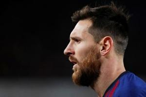 Barcelona stalwart Lionel Messi is in danger of missing the first leg of El Clasico against Real Madrid on Wednesday.