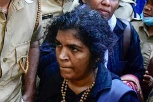 Kanakdurga, who entered Sabarimala temple, will be given round-the-clock security by six policemen.