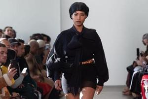 Trust No Trade A/W 19 Collection designed by Pierre Davis