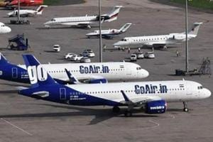 A GoAir plane was hit by a bird while taking off  with 156 passengers on June 21, 2017. The pilot switched off the wrong engine after the incident.