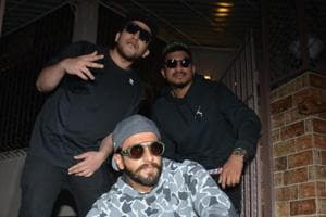 Real Gully Boys Divine and Naezy praise Ranveer Singh: He soaked in our body language, our attitude